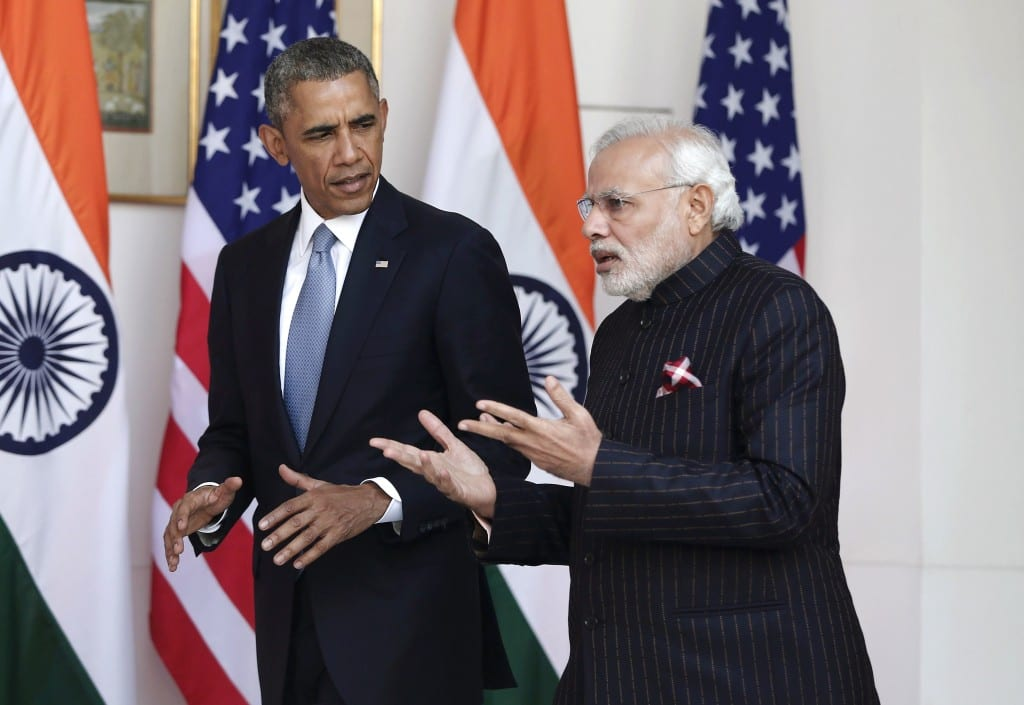 Indo US Relations are steadily improving